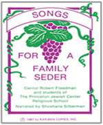 Songs for a Family Seder (CD)