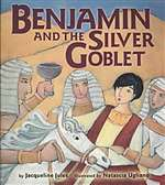 Benjamin and the Silver Goblet (PB)