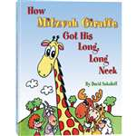 How Mitzvah Giraffe Got His Long, Long Neck (HB)