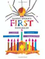 Sammy Spider's First Hanukkah (PB)