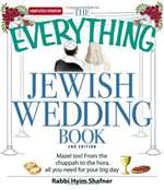 Everything Jewish Wedding Book (PB)