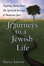 Journeys to a Jewish Life (HB)