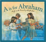 A is For Abraham, a Family Alphabet  HB