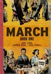 March: Book One, the early years of John Lewis