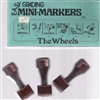 Easy Grading Wheels Mini Stamps