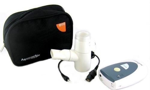 AeroNeb 7091 2 - DRIVE MEDICAL AeroNebGo Portable Handheld Nebulizer
