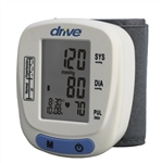 Southeastern Medical Supply - Drive Medical BP2116 Wrist Blood Pressure Monitor