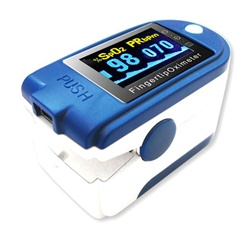 Southeastern Medical Supply, Inc - CMS-50D plus, CMS50-D plus, CMS50D plus Fingertip Pulse Oximeter with memory & alarms
