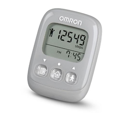 Southeastern Medical Supply, Inc - Omron HJ-329 Tri Axis Pedometer