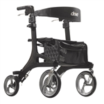 Drive Medical Nitro Elite Carbon Fiber Rollator