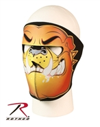 Neoprene Full Face Mask - Bulldog