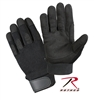 All Purpose Lightweight Tactical Duty Gloves – Black
