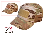 Rothco Operator Tactical Patch Cap – MultiCam