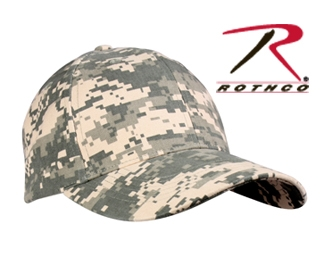 Rothco Supreme Low Profile Adjustable Cap - ACU Digital