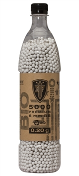 .20g Elite Force Biodegradable Airsoft BBs | 5000ct Bottle