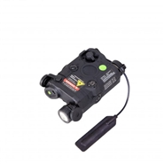 PEQ15 Green Laser / Flashlight Combo