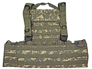 ACU Digital Molle Web Chest Rig Tactical Vest