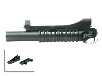 Echo1 USA M203 Airsoft Grenade Launcher Kit – Long Version