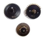 GSF 16:1 CNC Machined Gear Set for Airsoft AEG