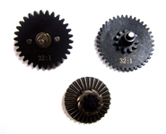 GSF 32:1 High Torque CNC Machined Gear Set for Airsoft AEG