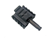 Bipod Adapter Part for L96 / MK96 Airsoft Sniper Rifle