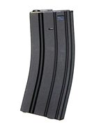 M4/M16 Series Airsoft AEG 60 Round Metal Magazine - Black