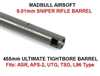 Tightbore 6.01mm Airsoft Sniper Rifle Inner Barrel