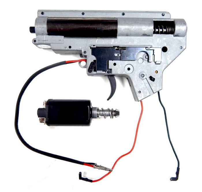 Hibrido Plug In >> VFC Version 2 Airsoft AEG Replacement Gearbox & Motor | Front Wired