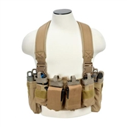 NcStar VISM Ultimate Chest Rig - Tan
