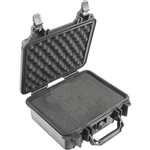 Pelican 1200 case with Pick & Pluck Polyurethane foam