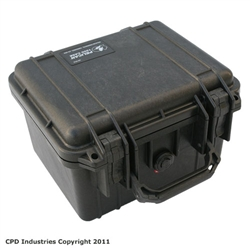 Pelican 1300 Case with Solid Foam