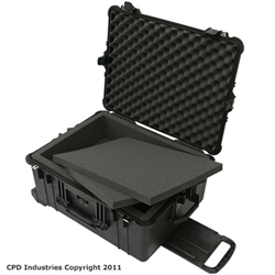 Pelican 1610 Case with Foam Liner