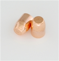 10/40-180 RNFP, copper plated bullet, round nose flat point, Xtreme Bullets
