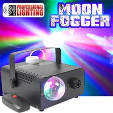 Fog Machine Moonflower Combo W/Remote