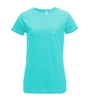 Tiffany Blue Active Shirt