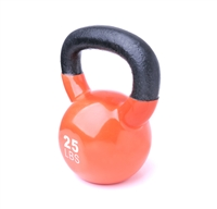 Orange Dumbbell