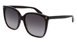 Gucci Sensual Romantic GG0022S Sunglasses