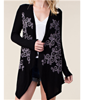 Long Sleeve Cardigan