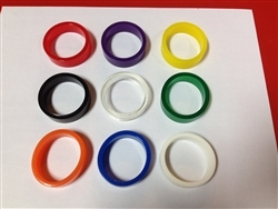 "Super Bands 1 1/2"" x 1/2"" YELLOW"