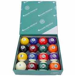 Aramith Pool Ball Set With Magnetic Cue Ball