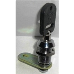 "5/8"" ESD Tubular Lock/Key"