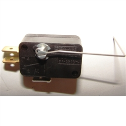 Coin Switch W/Bent Actuator