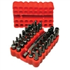 33-Piece Security Bit Set