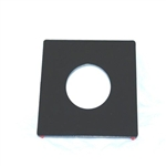 Mounting Plate For Happ 3 Inch Trackball