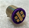 LED #89 PURPLE FLAT 8