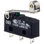 Switch - Mini With Roller Actuator - BBH/SAMMY