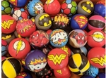 "3"" FOAM BALL SUPERHERO ASSORTED"