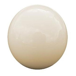 Cue Ball Over-Sized