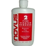 Novus #2 Pinball Plastic Cleaner / Scratch Remover
