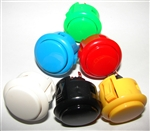 Sanwa Pushbutton 30mm (Assorted Colours)